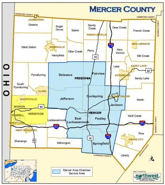 Mercer County Pa Property Tax